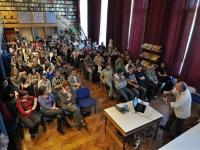 Németh Lajos előadása - GlobLight Turné, Győr